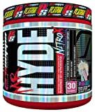 Pro Supps Mr. Hyde NitroX Intense Energy Pre-Workout Powder (Pixiedust Flavor), Powered By Nitrosigine, 30 True Servings, Ridiculous Focus, Massive Energy, Insane Muscle Pumps 7.8 oz net weight
