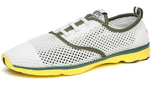BingHang Men Mesh Quick Drying Aqua Water Shoes Walking Shoe  6VRPDQQV6