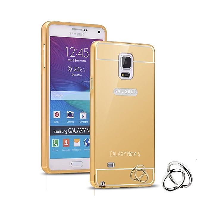 HICASER Duro Híbrido Carcasa para Samsung Galaxy Note 4 ...