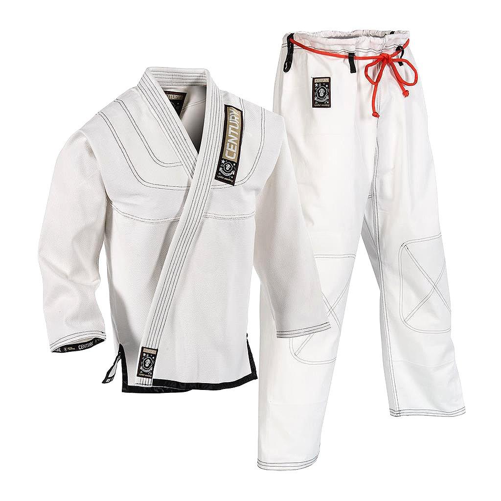 世紀® Spider Monkey BJJ Uniform ホワイト M3