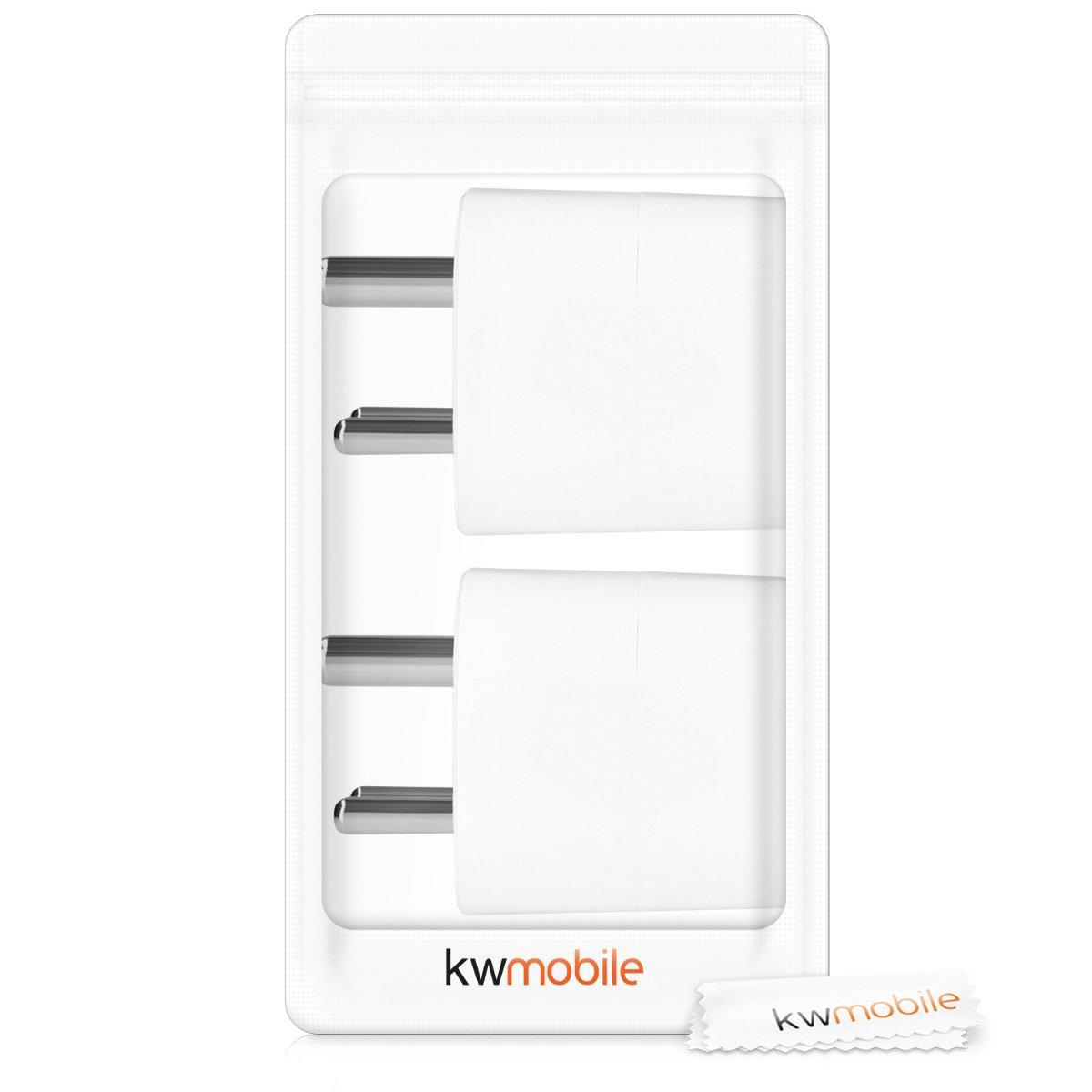 kwmobile 2 Adaptadores de Viaje para India Tipo D: Amazon.es: Electrónica