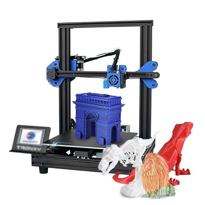 LINDANIG Kit de Impresora 3D Fast Asamblea 255 * 255 * 260 mm ...