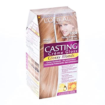 loreal coloration casting crme gloss 9304 blond ensoleill - Coloration Casting