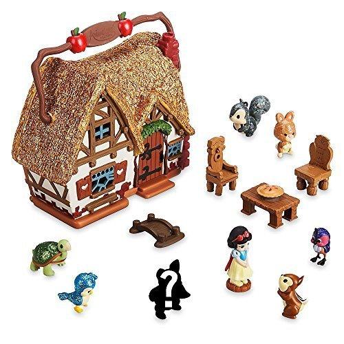 Disney Disney Animators' Collection Snow White Micro Playset Disney Store