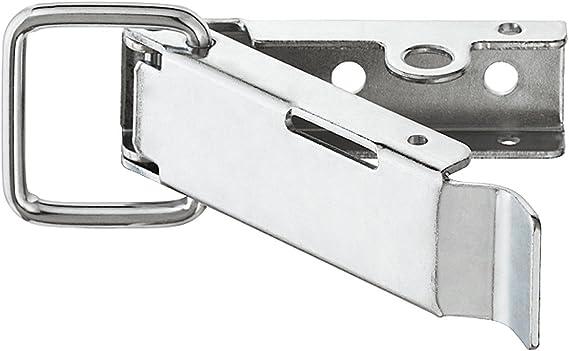 10 x Edelstahl Spannverschluss Kistenverschluss Hebelverschluss abschließbar DHL