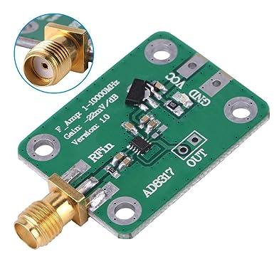 AD8317 Detector logarítmico Medidor de potencia de radiofrecuencia 1M-10000MHz: Amazon.es: Industria, empresas y ciencia