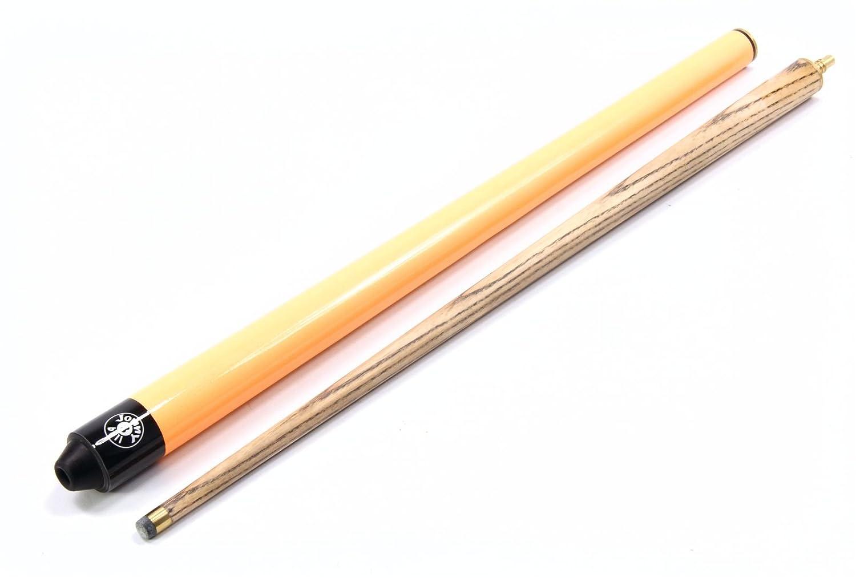 Jonny 8/Ball Neon Orange Jet Junior 121,9/cm 2pc Esche Pool Snooker Queue/ /10/mm Spitze