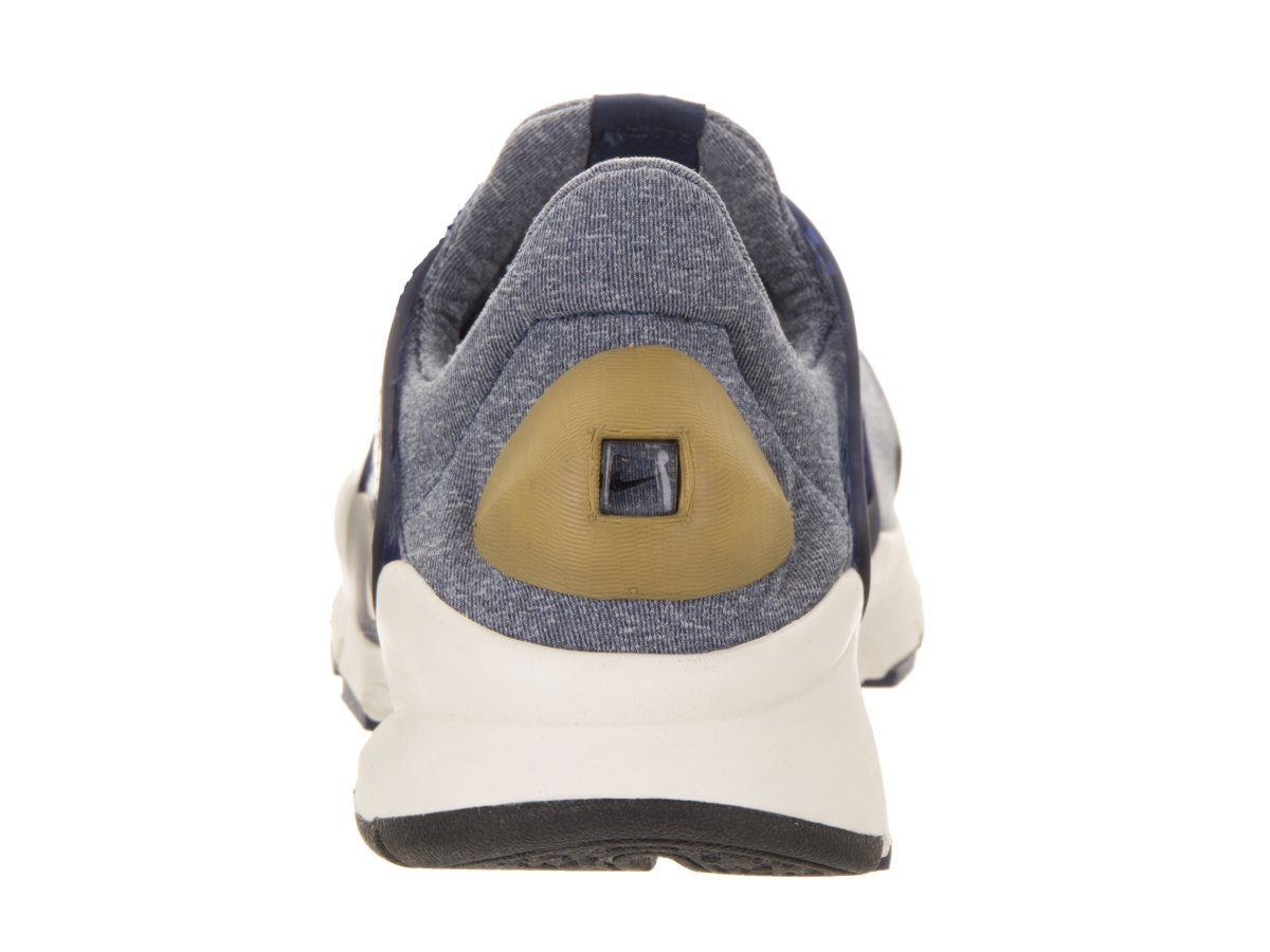 NIKE Womens Sock Dart B(M) Running Shoes B01M2YBKAA 8 B(M) Dart US|Midnight Navy/Golden Beige 69be25