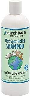 product image for Earthbath THREP0047 Hot Spot Relief Shampoo Tea Tree Oil & Aloe Vera 16 fl. Oz.
