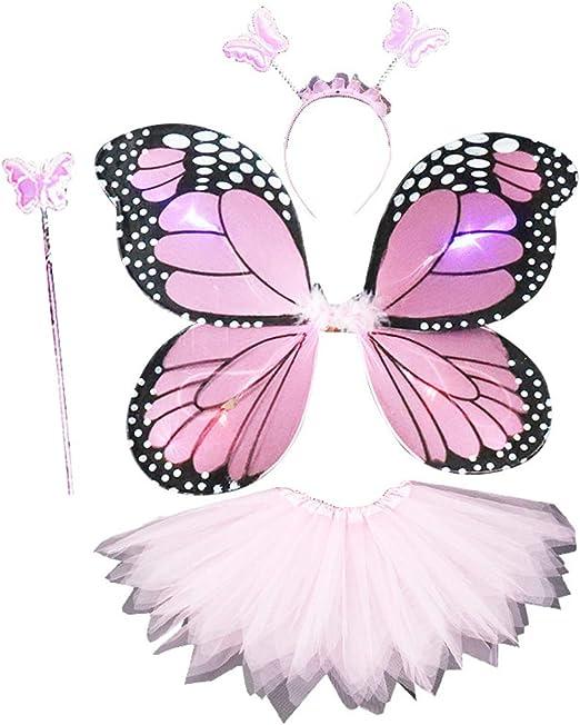 New Children Princess Fairy Wings