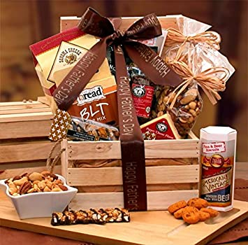 Amazon com : Premium Nuts and Snacks Gift Crate : Grocery
