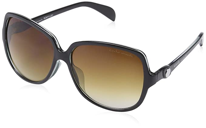Womens SCM106-231 Vicenza Butterfly Sunglasses Carlo Monti