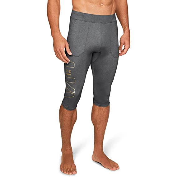 624e3829fbe3c Under Armour Perpetual ½ Men' Training Tights: Amazon.co.uk: Clothing