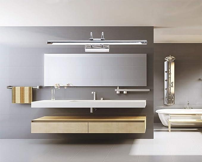 WIVION LED Muebles de baño Espejo, la luz de tocador IP44 220V ...
