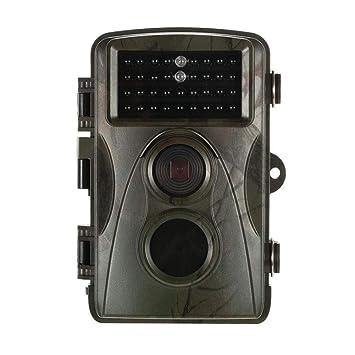 JUILARY-Cameras Caza Cámara Al Aire Libre Caza Antirrobo Ladrón Sensor De Calor Bosque Campo