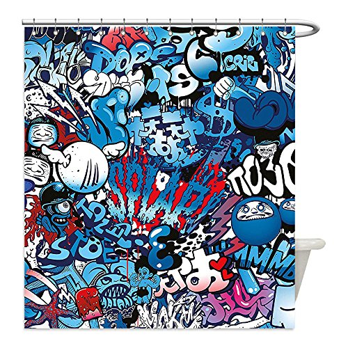 youtube shower curtain - 7
