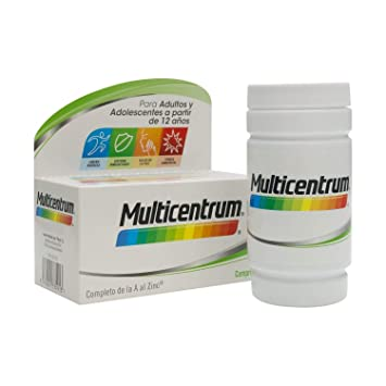 Amazon.com: Centrum Multivitamins and Multiminerals, A Balanced ...