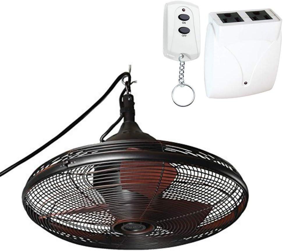 Allen & Roth Valdosta - Ventilador de techo con soporte para ...