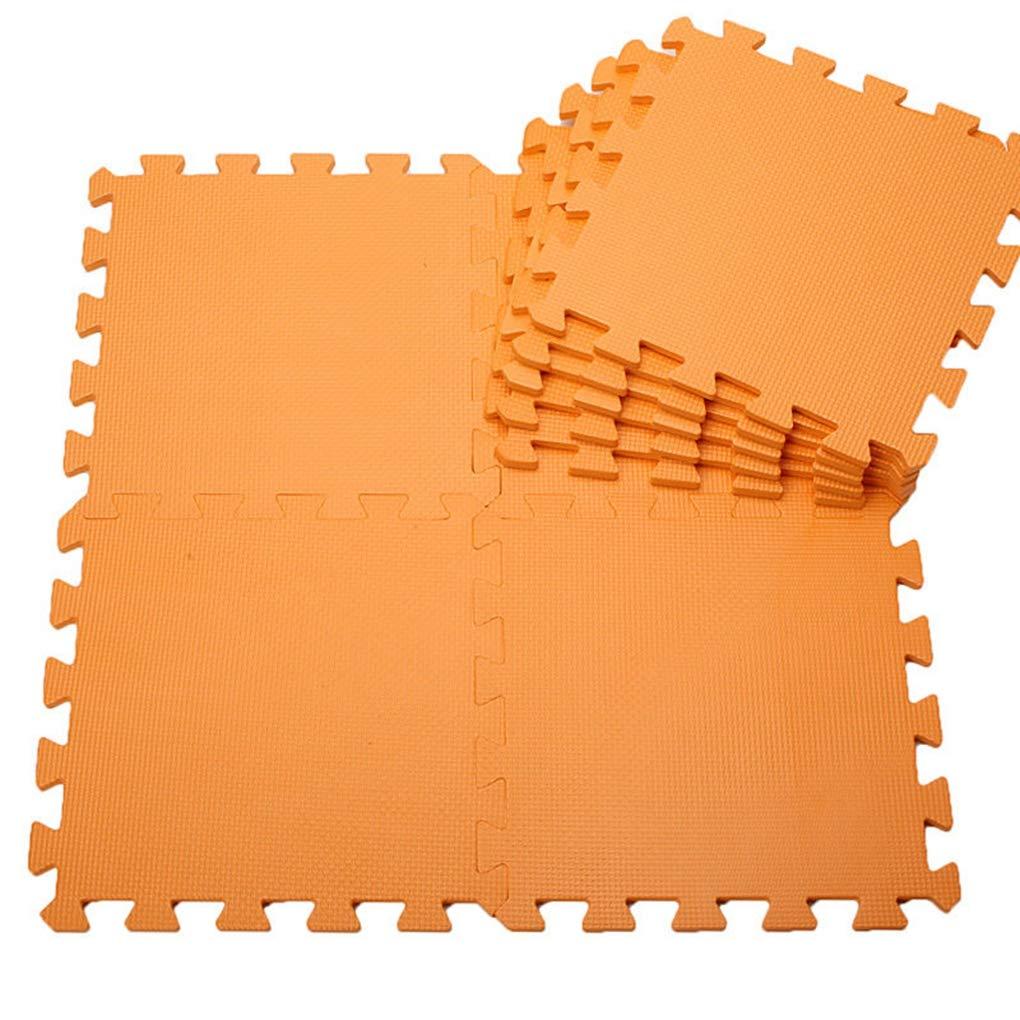 RXIN 30X30cm 10pcs Baby EVA Foam Interlocking Exercise Gym Floor Play mats Rug Protective Tile Flooring Carpets