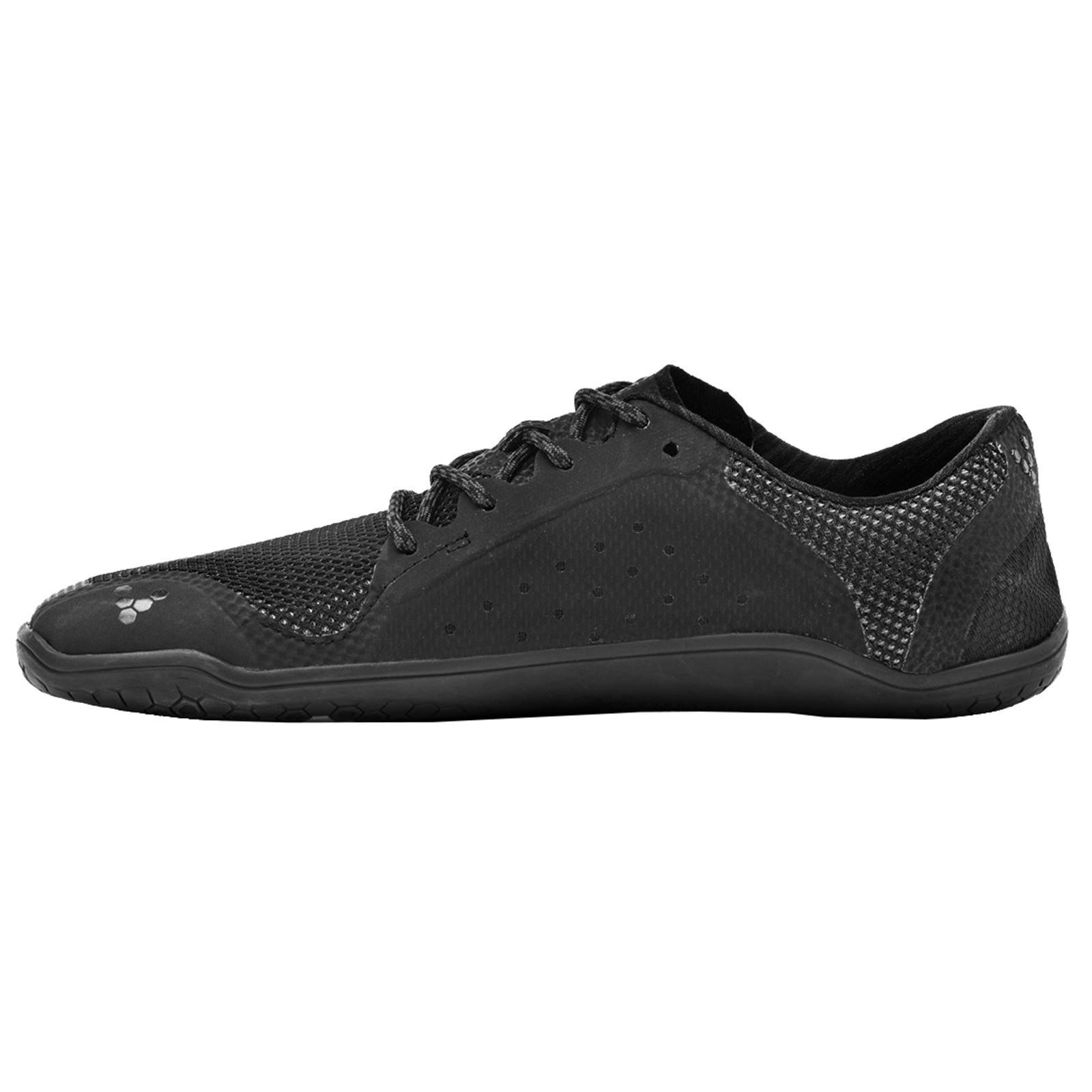 Vivobarefoot Women's Primus Lite Running Trainer Shoe, All Black, 39 D EU (8 US) by Vivobarefoot (Image #4)