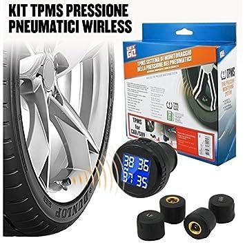 Amazon.es: Sensor Presión Neumáticos TPMS Sistema de ...
