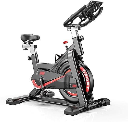 Divgdovg - Bicicleta estática para hacer spinning en casa ...