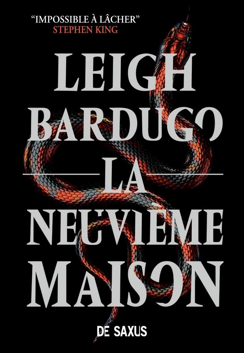 Amazon.fr - La Neuvième Maison (Broché) - Bardugo, Leigh, Guillot,  Sebastien - Livres