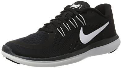 72d82f38c894 Image Unavailable. Image not available for. Color  Nike Women s Flex 2017  RN Black