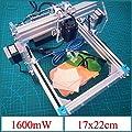 KAMOLTECH 1.6W Desktop DIY Violet Laser Engraver Engraving Machine Picture CNC Printer Assembling Kits