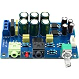 TOOGOO Tpa6120ヘッドフォンアンプボードハイファイTpa6120A2熱狂的なヘッドフォンアンプ ゼロノイズDIY