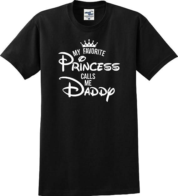 a0138623e Amazon.com: Disney Park Visit My Favorite Princess Calls Me Daddy T ...