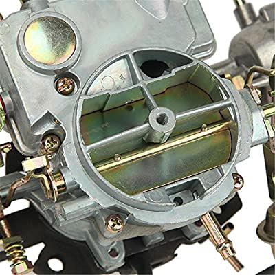 New Carburetor For Type Rochester 2GC 2 Barrel Chevrolet Chevy Small Block Engines 5.7L 350 6.6L 400 - Large Base: Automotive