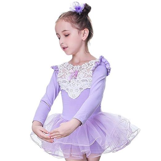 Ropa para niños Traje de la Danza del Ballet - Las niñas ...