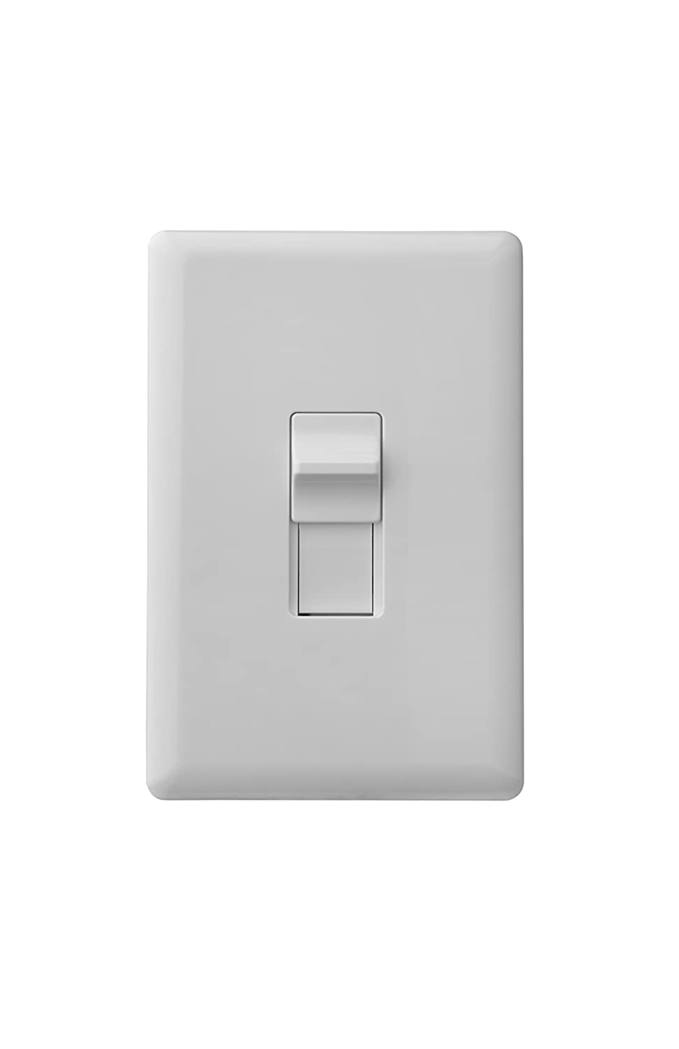 Amazon.com: Ecolink Z-Wave Plus Automated Light Switch Plug-in ...