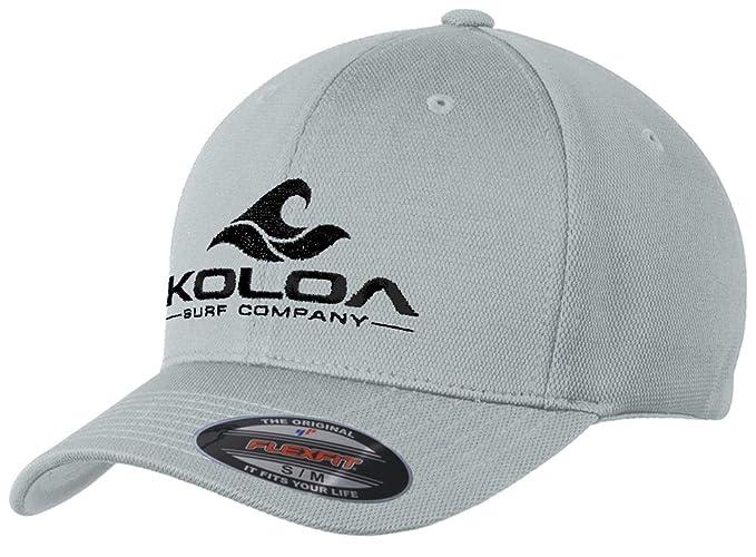 Koloa Surf Embroidered Classic Wave Fashion Visor
