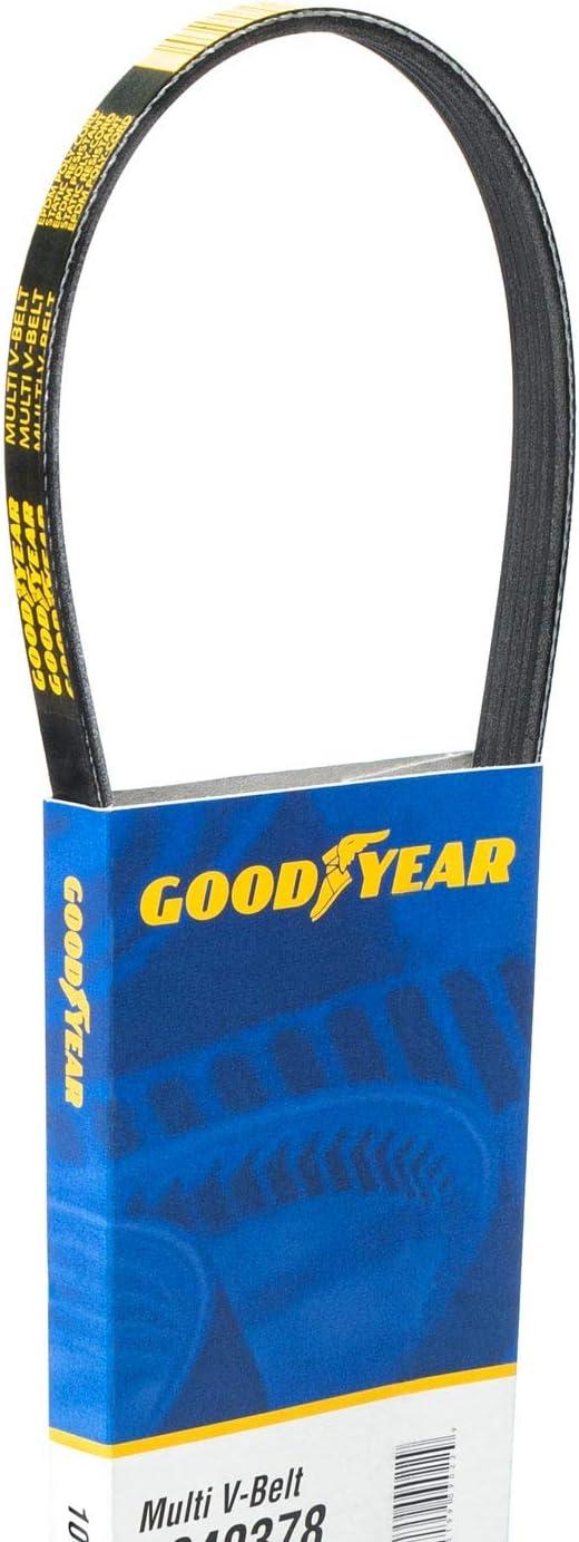 Goodyear 1040327 Serpentine Belt 4-Rib 32.7 Length