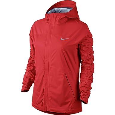 Nike Shieldrunner Jacket - Chaqueta para Mujer, Color Rojo ...