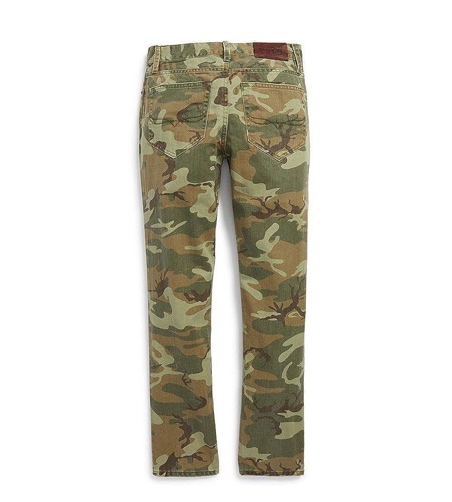 Ralph Lauren Boys Camo Camouflage Skater 750 Pants Jeans 20
