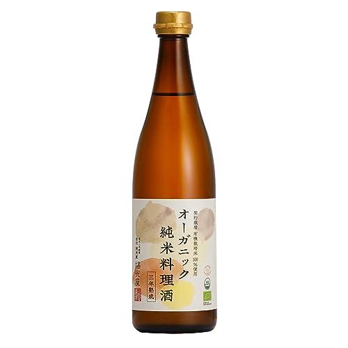 福光屋 オーガニック 純米料理酒