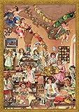 Victorian Decorating Angels German Advent Calendar