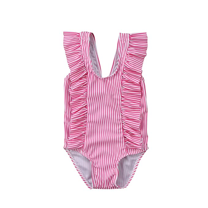 009976ea9cb69 Wide.ling - Bañador - para bebé niña  Amazon.es  Ropa y accesorios