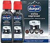 Durgol Swiss Decalcifier for All for All Brands of Espresso, Small