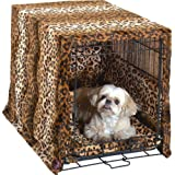 Complete 3 Piece Dog Crate Bedding Set includes Crate Pad, Crate Cover, and Bumper by Pet Dreams