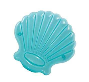 Flotador De La Piscina Balsa Inflable del Salón con Portavasos Giant Seashell Deportes Acuáticos Válvulas Rápidas Tubo Beach Party Juguetes para Adultos ...