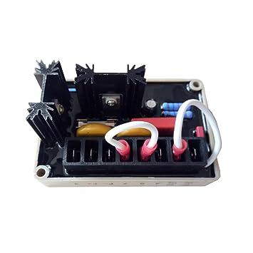 Amazon.com : Electronic Voltage Regulator AVR SE350 Circuit ... on