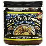 Better Than Bouillon Clam Base (6x8Oz)
