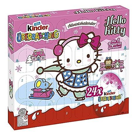 Mädchen Weihnachtskalender.Kinder überraschung Adventskalender Für Mädchen 1 X 480 G