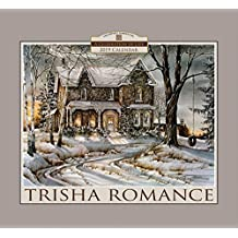 TRISHA ROMANCE 2019 TWELVE MONTH CALENDAR