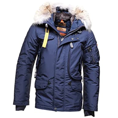 Parajumpers Mens Echo Jacket Blue Black