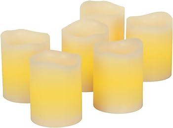 Kohree 6-Pc. Flameless LED Candles